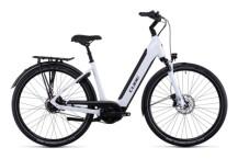 e-Citybike Cube Supreme RT Hybrid EXC 625 flashwhite´n´black