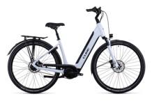 e-Citybike Cube Supreme Hybrid EXC 625 flashwhite´n´black