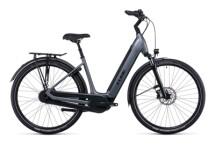 e-Citybike Cube Supreme RT Hybrid Pro 500 flashgrey´n´black