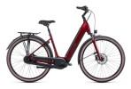 e-Citybike Cube Supreme Hybrid Pro 500 red´n´black
