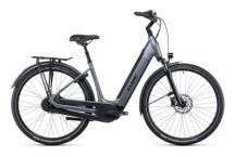 e-Citybike Cube Supreme Hybrid Pro 500 flashgrey´n´black