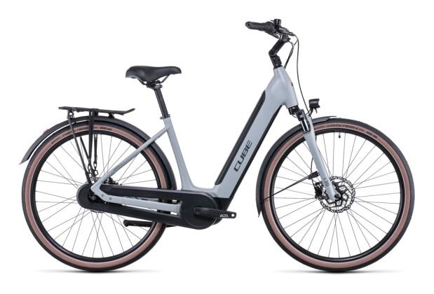 e-Citybike Cube Supreme Hybrid ONE 500 lunar´n´grey 2022