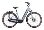 e-Citybike Cube Supreme Hybrid ONE 400 lunar´n´grey