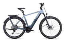 e-Trekkingbike Cube Kathmandu Hybrid SLT 750 storm´n´grey