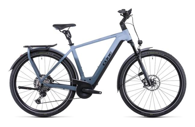e-Trekkingbike Cube Kathmandu Hybrid SLT 750 storm´n´grey 2022