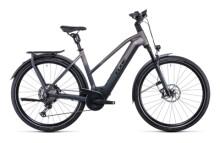 e-Trekkingbike Cube Kathmandu Hybrid SLT 750 grey´n´teak