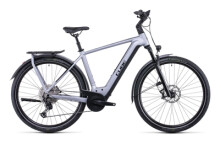e-Trekkingbike Cube Kathmandu Hybrid SL 750 polarsilver´n´black