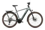 e-Trekkingbike Cube Kathmandu Hybrid EXC 750 silvergreen´n´black