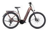 e-Citybike Cube Touring Hybrid EXC 625 mocha´n´black