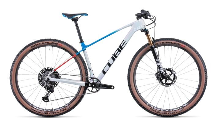 Mountainbike Cube Elite C:68X SL teamline 2022