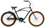 Cruiser-Bike Electra Bicycle Sparker Special 3i black