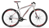 Mountainbike Merida Big.Nine TFS 900 weiß