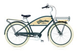 Cruiser-Bike Electra Bicycle Delivery 3i men's / chicago grey