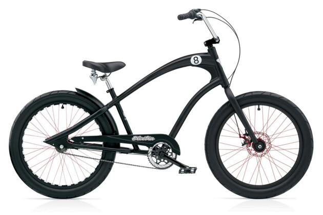 Cruiser-Bike Electra Bicycle Straight 8 3i Men's EU 2018