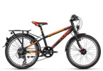 Kinder / Jugend Cube Kid 200 Street black´n´red