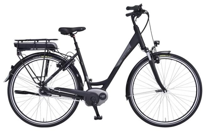 E-Bike Green's Bristol 2017