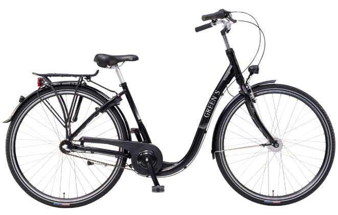 Citybike Green's Edinburgh 2017
