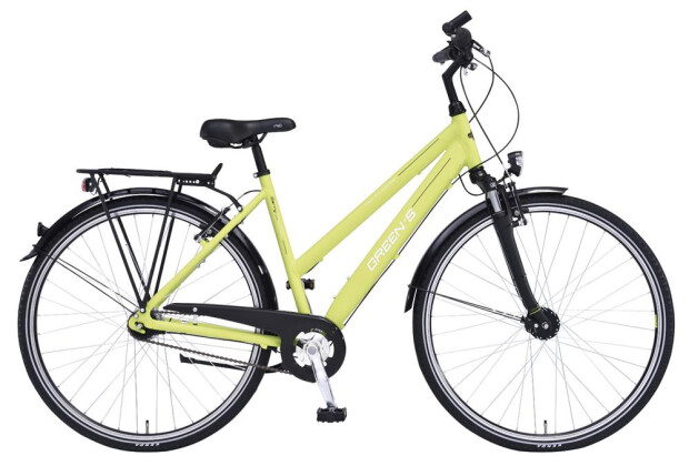 Citybike Green's Barry 2017
