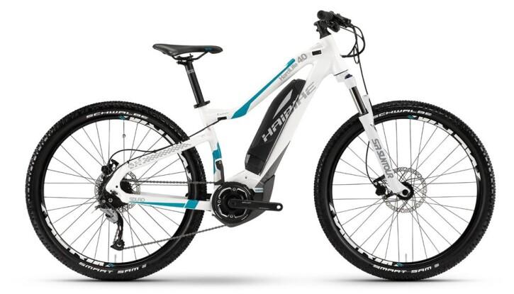 E-Bike Haibike SDURO HardLife 4.0 2017