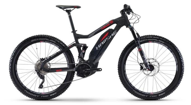 E-Bike Haibike SDURO FullSeven 7.0 2017