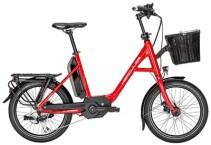 E-Bike Hercules FUTURA COMPACT F8