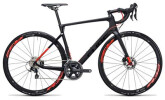 Rennrad Cube Agree C:62 Race Disc carbon´n´flashred