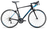 Rennrad Cube Attain GTC Race carbon´n´blue