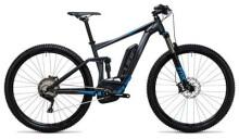 E-Bike Cube Stereo Hybrid 120 HPA Race 500 iridium´n´flashblue