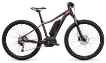 E-Bike Cube Access WLS Hybrid Pro 400 hazy purple´n´grey