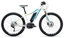 E-Bike Cube Access WLS Hybrid Pro 500 white´n´blue