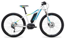 E-Bike Cube Access WLS Hybrid Pro 400 white´n´blue