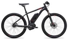 E-Bike Cube SUV Hybrid Pro 500 27.5 black´n´flashred