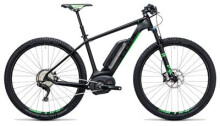 E-Bike Cube Elite Hybrid C:62 SL 500 29 carbon´n´flashgreen
