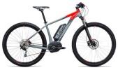 E-Bike Cube Reaction Hybrid HPA Pro 400 grey´n´flashred
