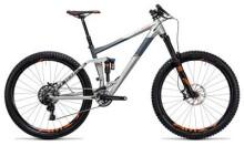 Mountainbike Cube Stereo 160 HPA TM 27.5 raw´n´flashorange