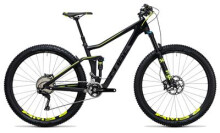 Mountainbike Cube Stereo 140 C:62 SL 29 carbon´n´flashyellow