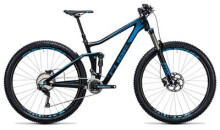 Mountainbike Cube Stereo 140 C:62 Race 29 carbon´n´blue