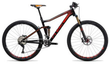 Mountainbike Cube Stereo 120 HPC SL carbon´n´red