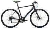 Crossbike Cube SL Road black´n´flashblue