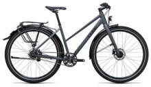 Citybike Cube Travel Pro grey´n´black