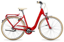 Citybike Cube Elly Cruise red´n´white