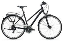 Trekkingbike Cube Touring black´n´white