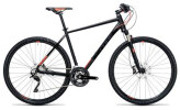 Crossbike Cube Tonopah Pro black´n´flashred