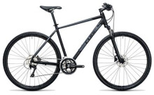 Crossbike Cube Nature Pro black´n´grey