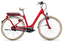 E-Bike Cube Elly Cruise Hybrid 400 red´n´white