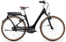 E-Bike Cube Elly Cruise Hybrid 500 black´n´white