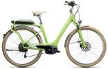 E-Bike Cube Elly Ride Hybrid 500 green´n´white