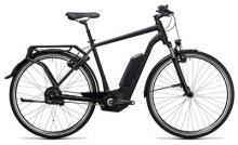 E-Bike Cube Delhi Hybrid Pro 500 black edition