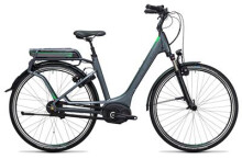 E-Bike Cube Travel Hybrid Pro RT 400 grey´n´flashgreen