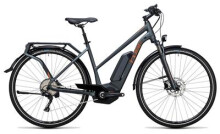 E-Bike Cube Touring Hybrid Exc 400 grey´n´copper